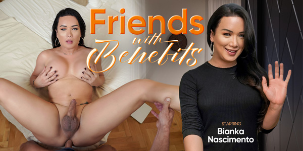 Friends with Benefits VR Porn Video